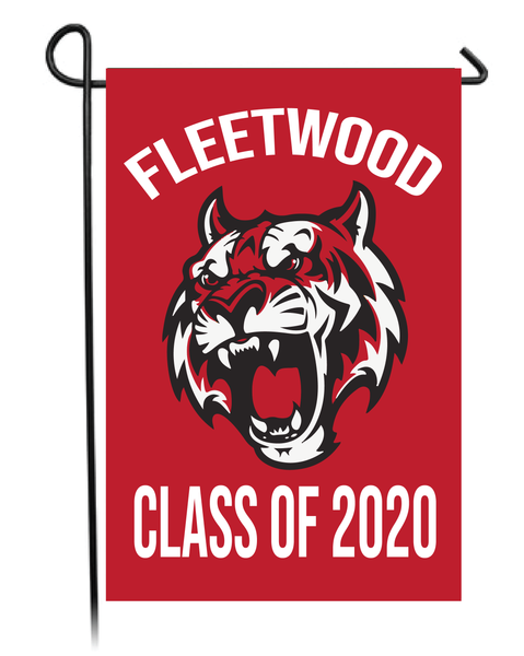 Fleetwood Class of 2020 Garden Flag