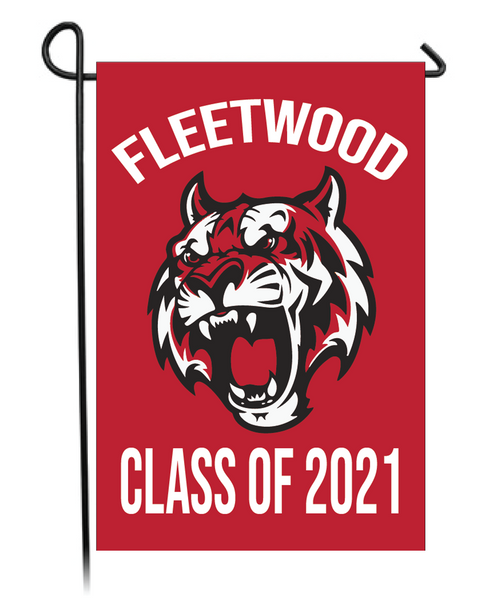 Fleetwood Class of 2021 Garden Flag