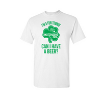 """I'm a Fun Townie"" KutzPaddys Day Official Shirt"