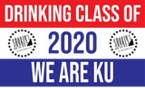 Drinking Class of 2020 Shorty's 3'x5' Flag