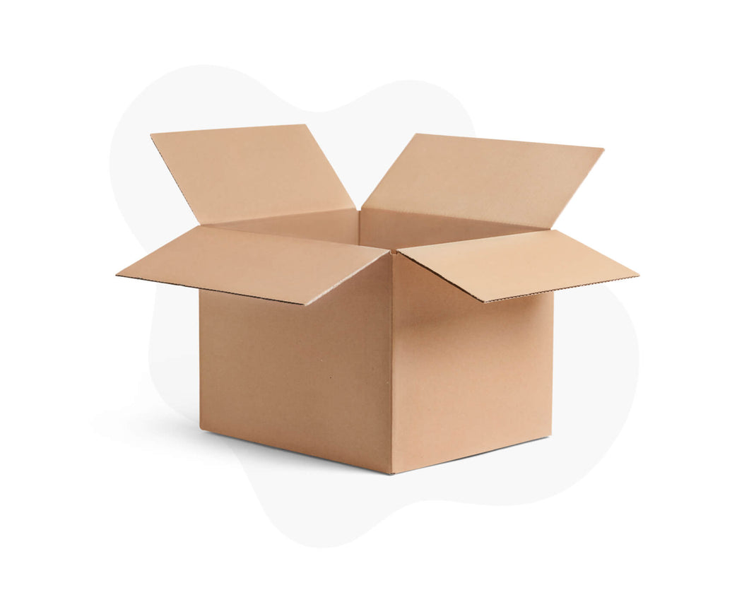 Plain Shipping Box