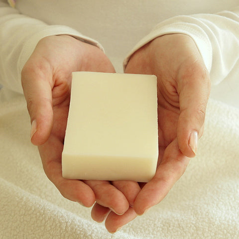 Soft shea butter - natural soap