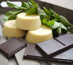 Cocoa and mint - massage bar 50g/100g