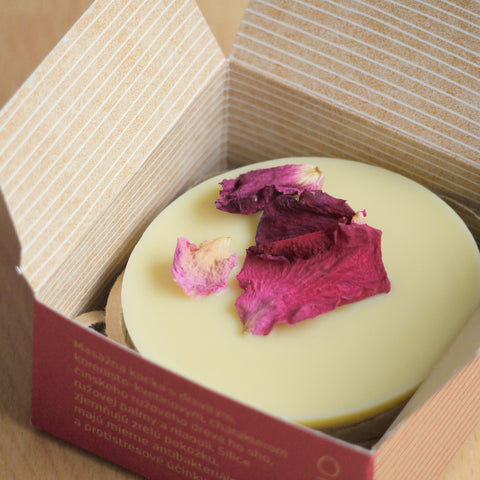 Pink alley - massage bar 50g/100g