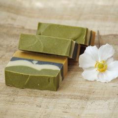 Fresh air with seabuckthorn - natural soap