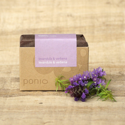 Lavender & verbena - natural soap