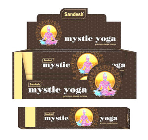 Mystic Yoga Masala Incense
