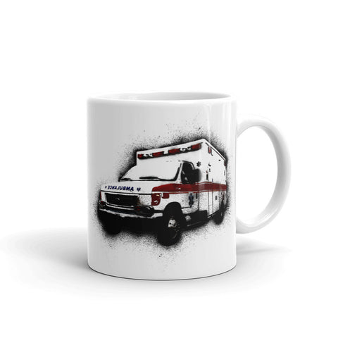 Rollin with my Homies - Medics Mug