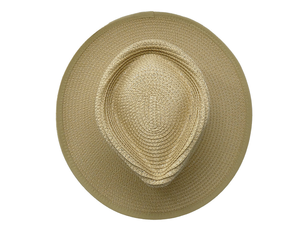 Wide Brim Fedora Straw Hat Atlanta GA