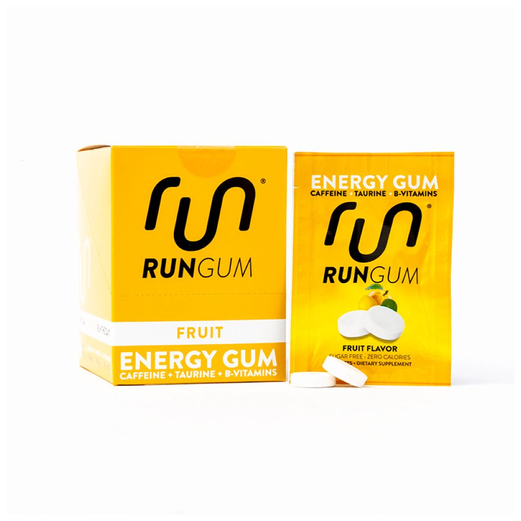 Run Gum Original Energy Gum