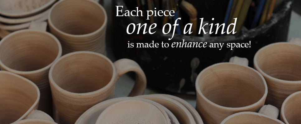 Find pottery online at Rimi Studios