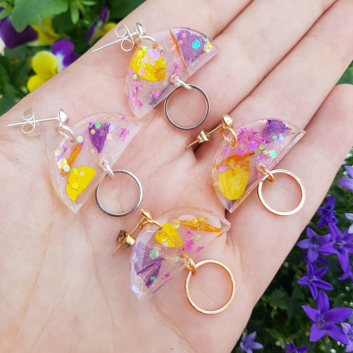 semi-circle-flower-drops-limited-edition