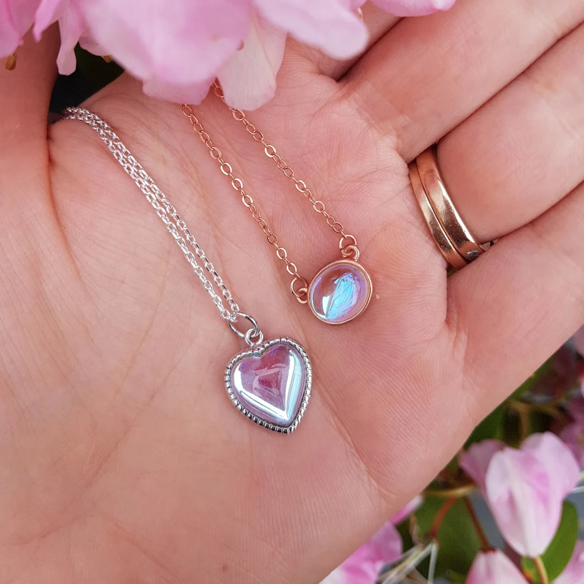 opal-moonstone-necklace