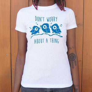 Three Little Birds T-Shirt | Women's Short Sleeve Top - The Updated Ones