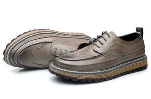 Mens Vintage Style Derby Shoes - The Updated Ones