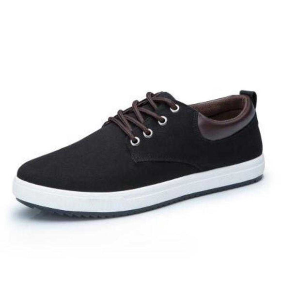 Mens Breathable Casual Lace Up Sneakers - The Updated Ones