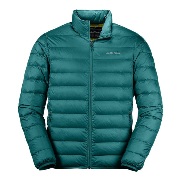 Eddie Bauer Men's CirrusLite Down Jacket, Dk Teal Regular S - The Updated Ones