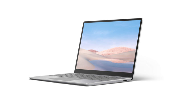 "Microsoft Surface Laptop Go - 12.4"" Touchscreen - Intel Core i5 - 8GB Memory - 128GB SSD - Platinum - The Updated Ones"