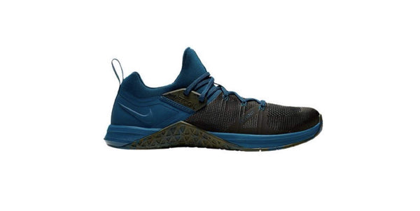 Nike Metcon Flyknit 3 Men's Blue Force AQ8022-434 Cross Training Sneakers 10.5 US - The Updated Ones