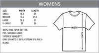 Caterpillar And Alice T-Shirt | Women's Short Sleeve Top - The Updated Ones