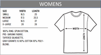 Leg Lamp T-Shirt | Women's Short Sleeve Top - The Updated Ones
