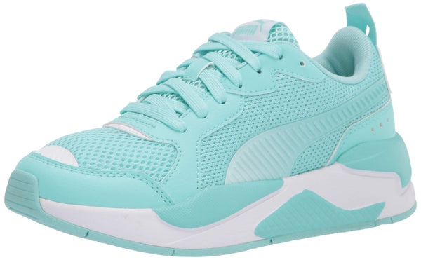 PUMA womens X-ray Sneaker, Aruba Blue-aruba Blue-puma White, 5.5 US - The Updated Ones