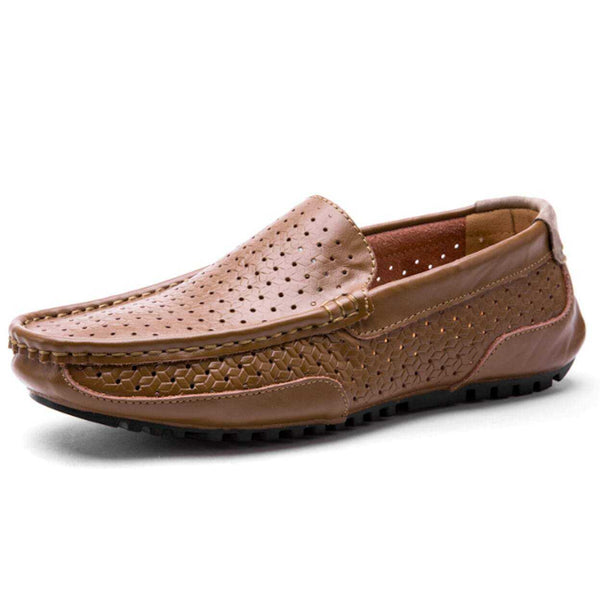 Men's Breathable Loafer Shoes - The Updated Ones