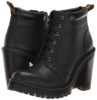 Dr. Martens Women's Averil Fashion Boot, Black Sendal, 8 - The Updated Ones