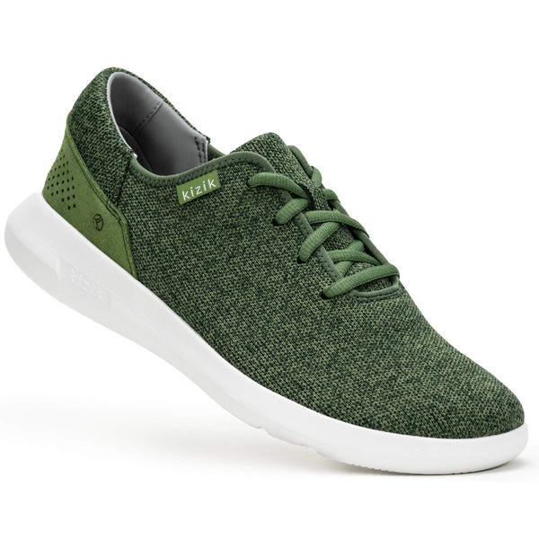 Kizik The Madrid Eco-Knit Slip-On Sneakers, Casual Trendy Shoes for Women and Men - The Updated Ones