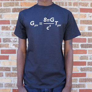 General Relativity T-Shirt | Short Sleeve Graphic Tee - The Updated Ones