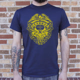 Grammar Police T-Shirt | Short Sleeve Graphic Tee - The Updated Ones