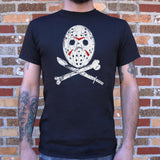 Horror Hockey Mask T-Shirt (Mens) - The Updated Ones