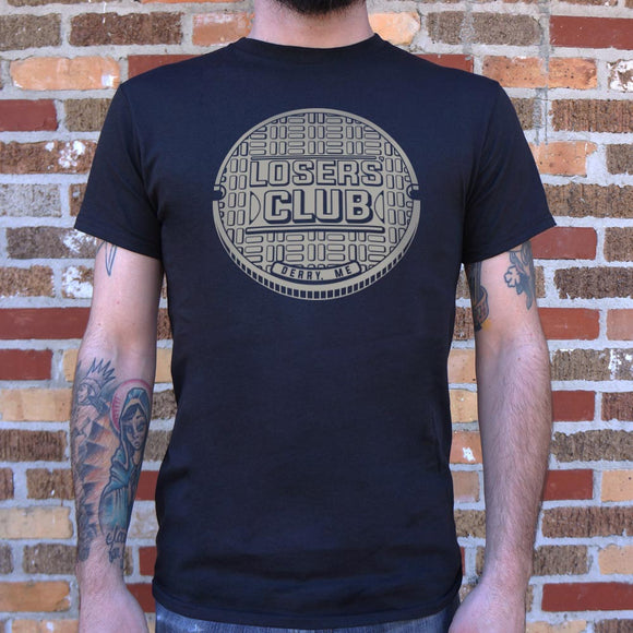 Losers' Club T-Shirt (Mens) - The Updated Ones