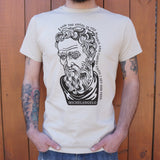 Michelangelo Quote T-Shirt | Short Sleeve Graphic Tee - The Updated Ones