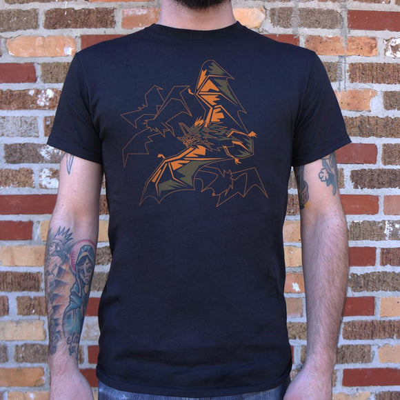 Polygon Bats T-Shirt (Mens) - The Updated Ones