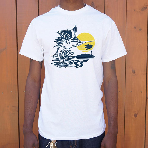 Sailfish T-Shirt (Mens) - The Updated Ones