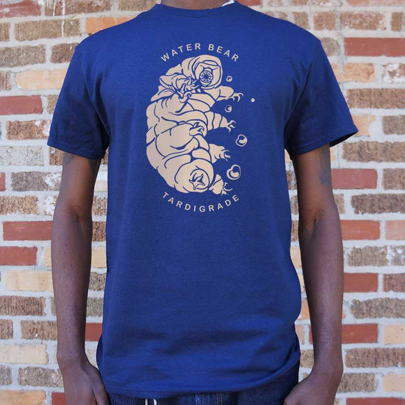 Water Bear T-Shirt | Short Sleeve Graphic Tee - The Updated Ones