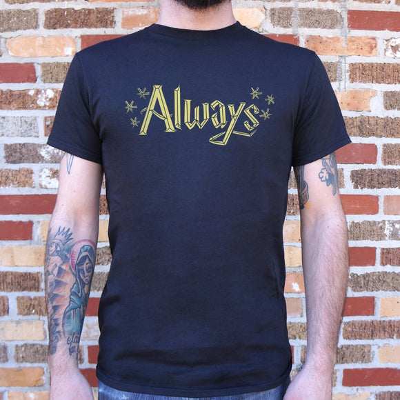 Always T-Shirt | Short Sleeve Graphic Tee - The Updated Ones