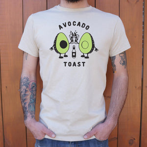 Avocado Toast T-Shirt (Mens) - The Updated Ones