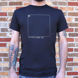 Awesome Image  T-Shirt | Short Sleeve Graphic Tee - The Updated Ones