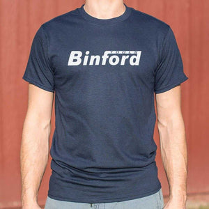 Binford Tools T-Shirt | Short Sleeve Graphic Tee - The Updated Ones