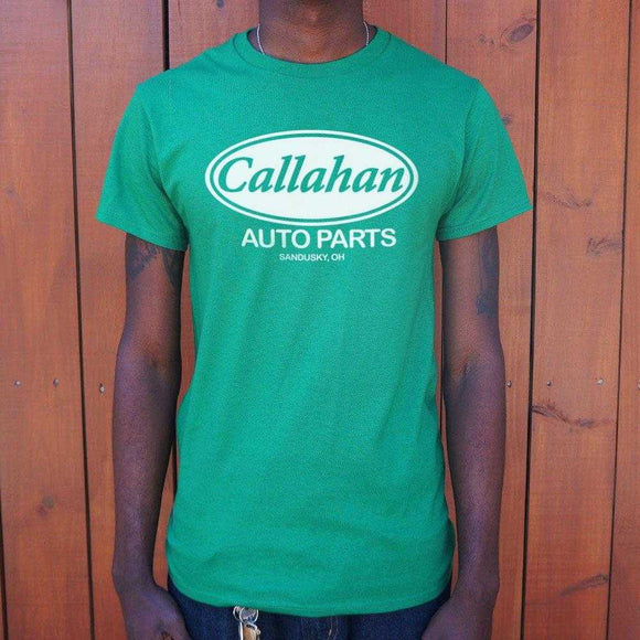 Callahan Auto Parts T-Shirt | Short Sleeve Graphic Tee - The Updated Ones