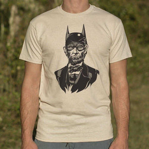 Caped Emancipator T-Shirt | Short Sleeve Graphic Tee - The Updated Ones