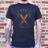 I Don't Carrot All  T-Shirt | Short Sleeve Graphic Tee - The Updated Ones