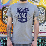 World's Greatest Dad Bod T-Shirt (Mens) - The Updated Ones