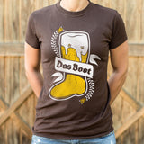 Das Boot T-Shirt | Short Sleeve Female Top - The Updated Ones