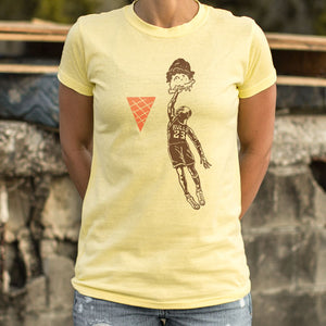 Double Scoop Dunk T-Shirt | Women's Short Sleeve Top - The Updated Ones