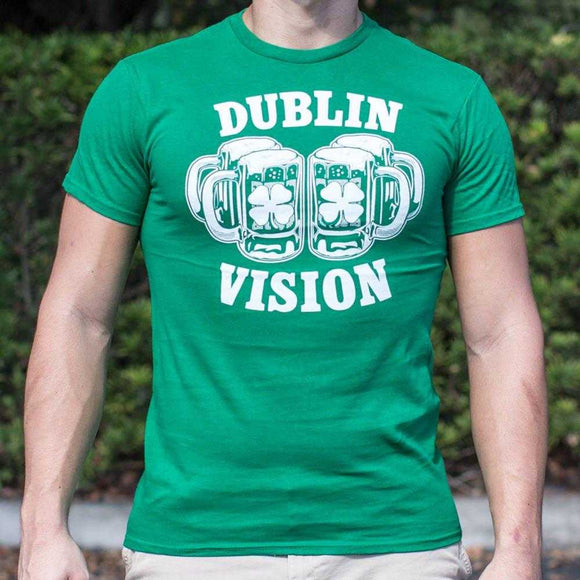 Dublin Vision T-Shirt | Short Sleeve Graphic Tee - The Updated Ones