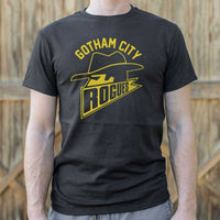 Gotham City Rogues T-Shirt | Short Sleeve Graphic Tee - The Updated Ones