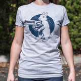Hare Trigger T-Shirt | Women's Short Sleeve Top - The Updated Ones